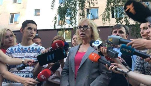 Денісова звернулась до адміністрації Путіна щодо обміну Сенцова
