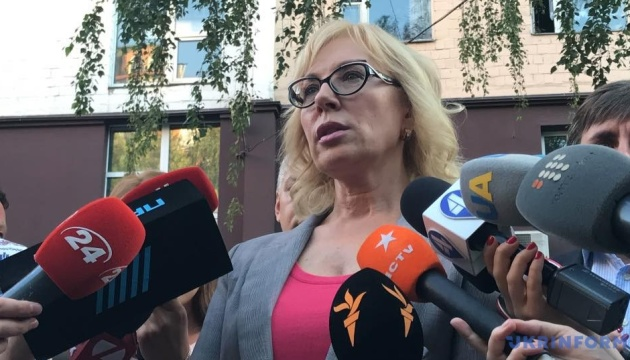 Denisova calls on Canada to put pressure on Russia for release of Ukrainian political prisoners