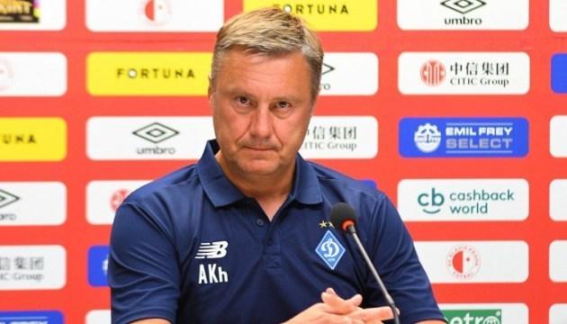 Хацкевич: «Славія» грає не лише у силовий футбол