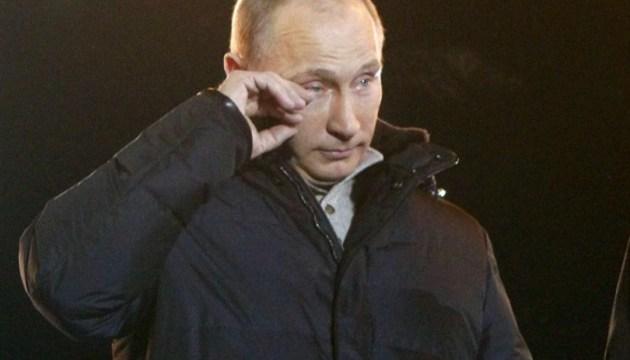 Путин на совместной пресс-конференции с Курцем не захотел говорить о Донбассе