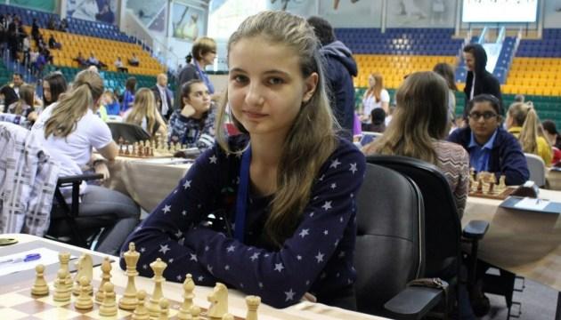 Спортсменка из Краматорска стала чемпионкой Европы по быстрым шахматам