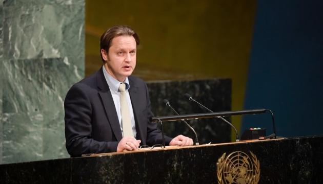Украина в ООН призвала усилить давление на Россию за ее агрессию