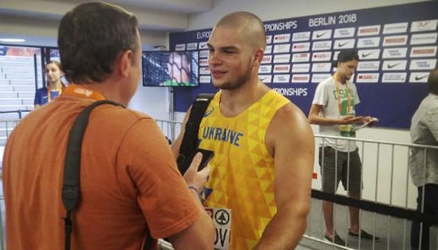 Легка атлетика: Піскунов - 7-й, Килипко вийшла у фінал чемпіонату Європи