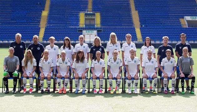Сегодня «Житлобуд-1» стартует в отборе женской Лиги чемпионов УЕФА