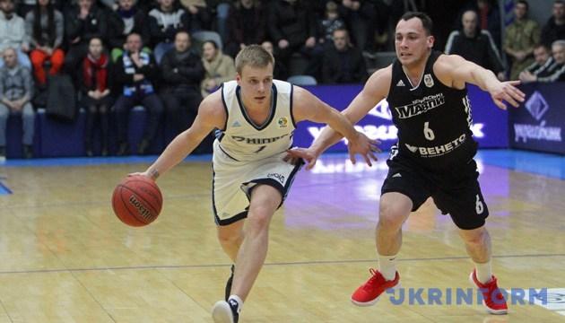 Баскетбол: в українській Суперлізі виступатиме 8 клубів у сезоні-2018/19