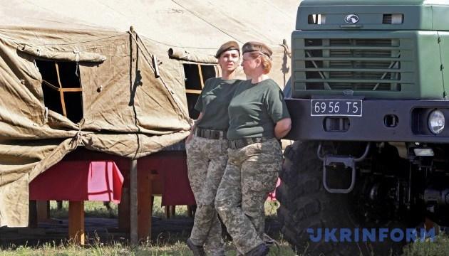 На парад ко Дню Независимости выведут 250 единиц военной техники