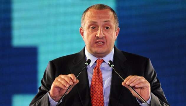 Президент Грузії про Росію: Апетит агресора тільки збільшується