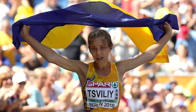 Цвилий: Поверила в шанс на медаль примерно на 30-м километре дистанции