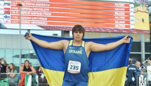 Кохан и Шух признаны лучшими легкоатлетами июля в Украине