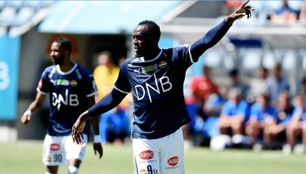 Футбол: Усэйн Болт подписал контракт на тренировки с австралийским клубом