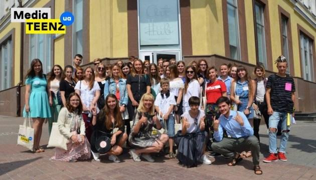 Media Teenz: минув перший тиждень курсу медіаграмотності для школярів