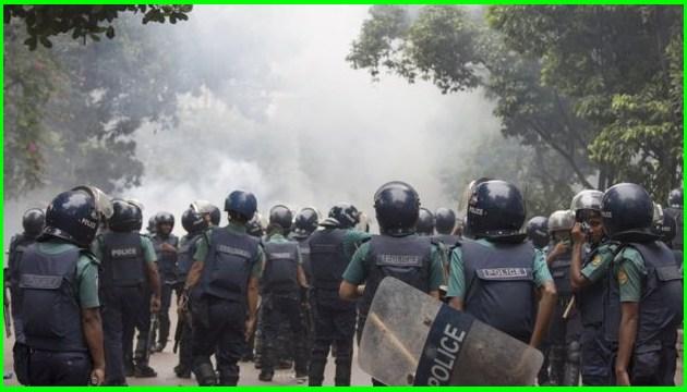 В Бангладеш силовики открыли огонь по демонстрантам: есть погибшие