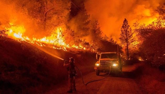 In der Ukraine extreme Brandgefahr angesagt