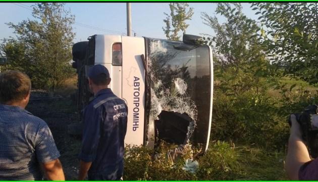 Смертельна ДТП під Дніпром: кількість постраждалих зросла до 16