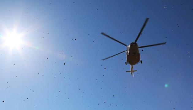 У Японії знайшли зниклий гелікоптер: 9 осіб загинули