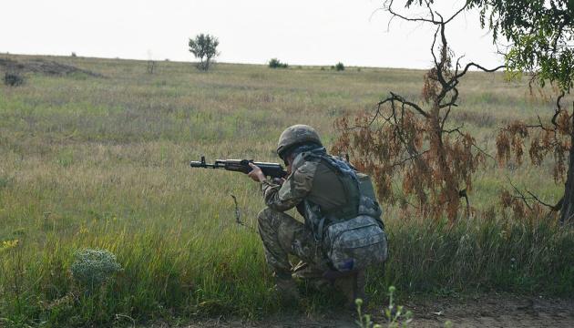 У Міноборони розповіли про пораненого сьогодні бійця ООС