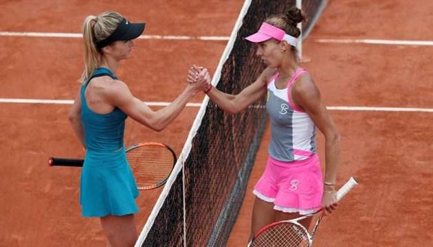 Стали известны соперницы Свитолиной и Цуренко во втором раунде Coupe Rogers