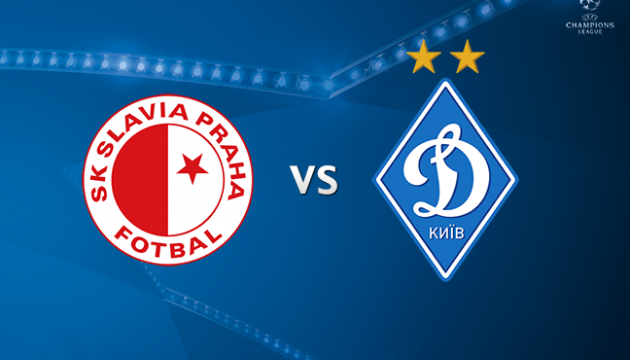 Dynamo, Slavia play out 1-1 draw in Champions League qualifier