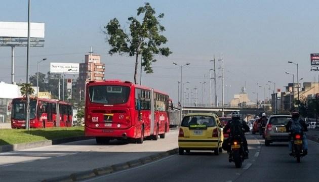 Українець розповів про громадський транспорт у Колумбії
