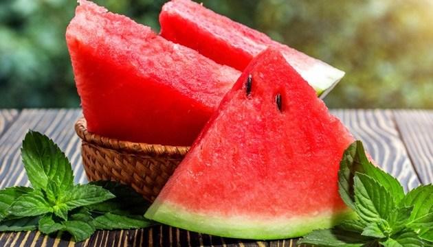 Ucrania triplica las importaciones de sandías y melones en seis meses