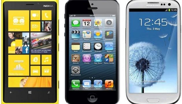 ТОП-5 смартфонов за всю историю