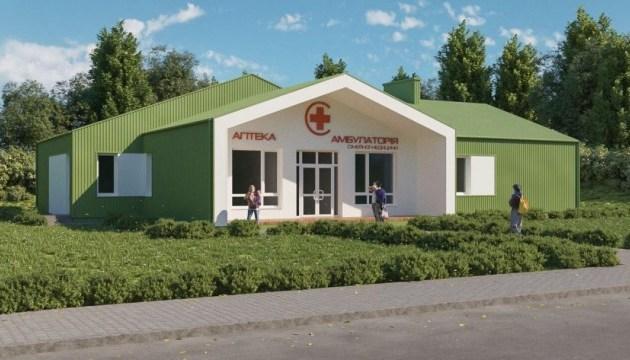 На Житомирщине построят 35 амбулаторий и жилье для врачей