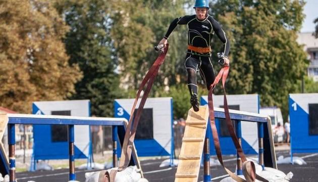 На Закарпатті стартував Кубок України з пожежно-прикладного спорту