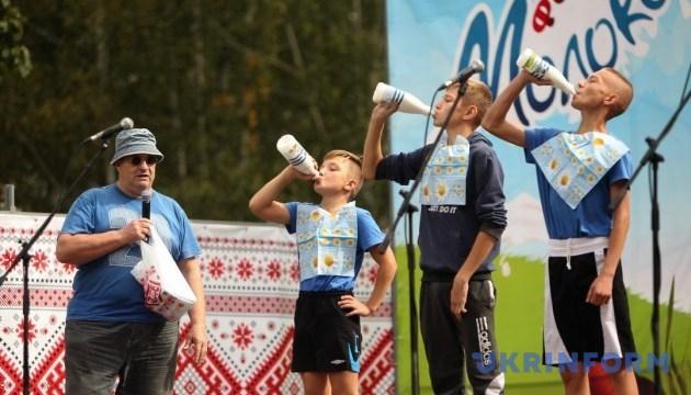 Фестиваль молока відбудеться в Чернігові