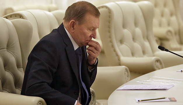Кучма назвав підписання Будапештського меморандуму помилкою