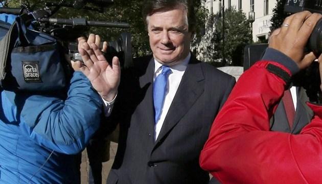 Medios: Manafort recibió $ 31 millones de Ucrania en 2012