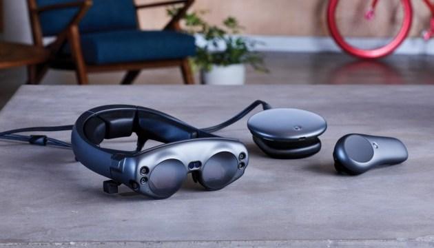 Magic Leap випустила окуляри доповненої реальності