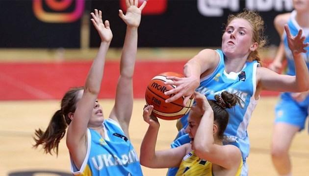 Баскетбол: збірна України вийшла в чвертьфінал чемпіонату Європи U-18