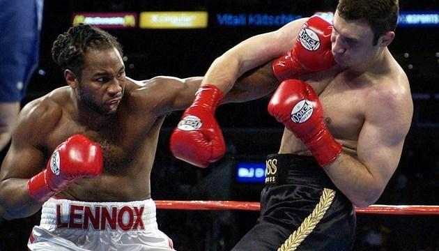 Бокс: Льюїс включив бій з Віталієм Кличком до числа своїх найбільш значущих поєдинків