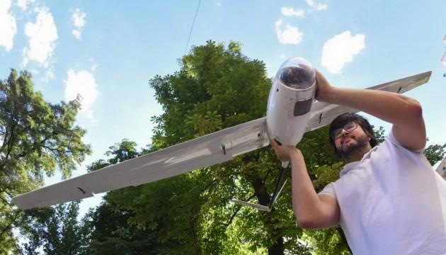 В Україні почали використовувати дрони на сонячних батареях