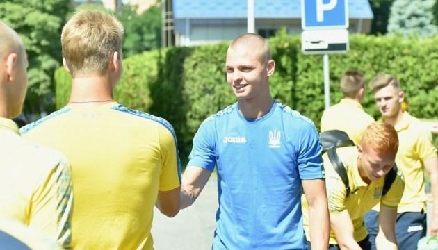 Футболіст юнацької збірної України: На чемпіонат світу U-20 гравці виступлять по максимуму