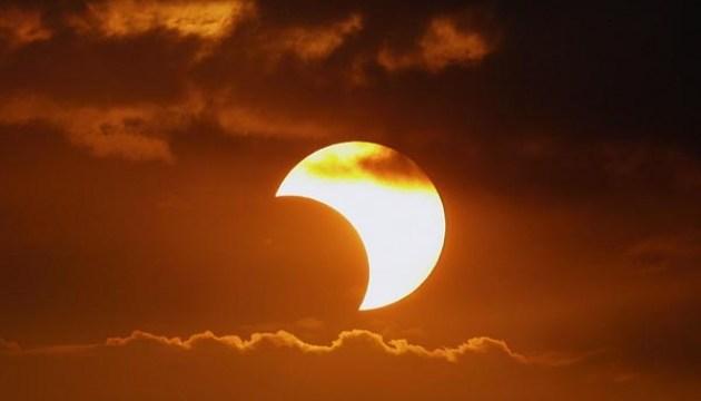 Частичное солнечное затмение можно будет наблюдать 11 августа