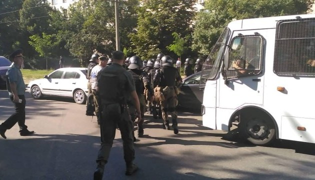 Бунт в Лукьяновском СИЗО: у