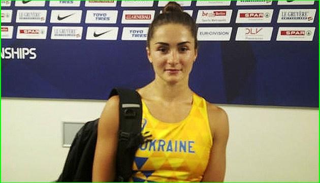 Легка атлетика: збірна України посідає 6 місце після 4 днів чемпіонату Європи