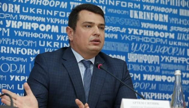 Сытник обещает новые представления на народных депутатов