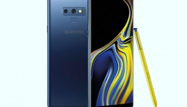 Samsung представила новий смартфон Galaxy Note 9