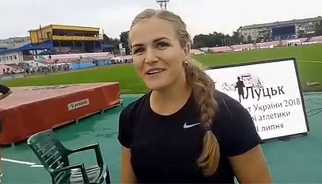 Украинская метательница Климец прошла в финал чемпионата Европы в Берлине