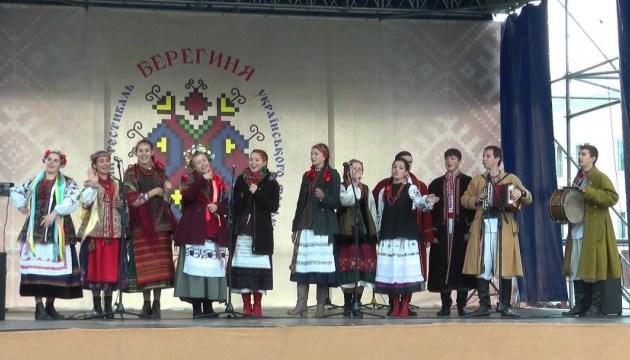 На Волыни стартует международный фестиваль украинского фольклора