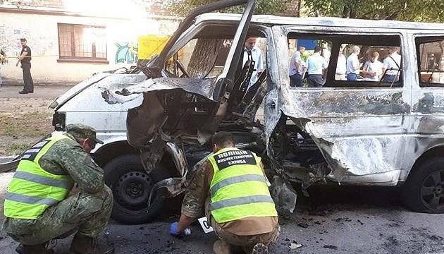 Поліція шукає свідків замаху на депутата Чернявського у Кам'янському