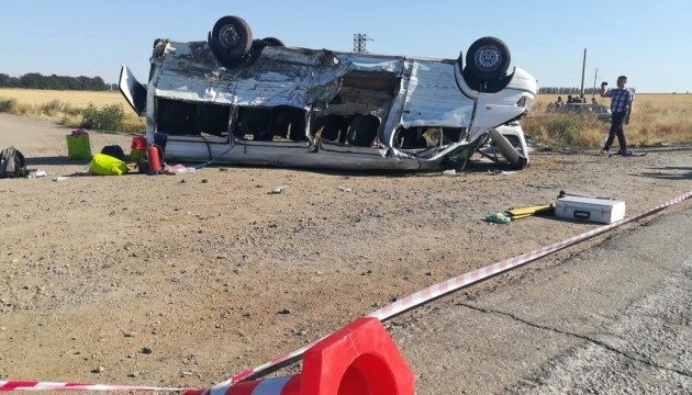 Polizei: In diesem Jahr in Oblast Kiew bei Verkehrsunfällen 123 Menschen gestorben