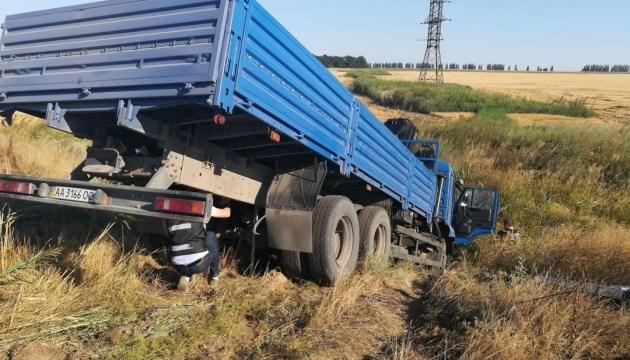 Смертельна ДТП на Запоріжжі: поліція затримала водія КамАЗу