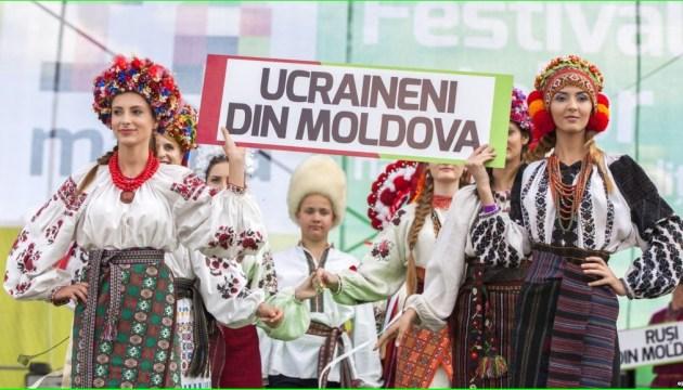 Україна могла б більше допомагати українцям Молдови