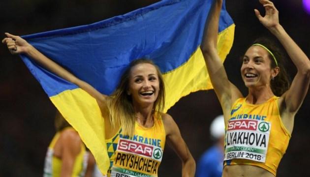 Легка атлетика: Наталія Прищепа – чемпіонка Європи