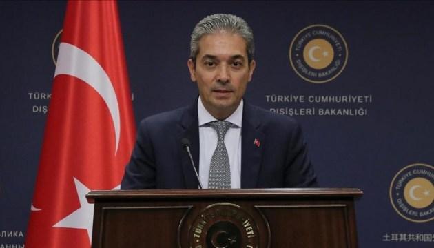 Туреччина обіцяє адекватну відповідь на нові санкції США