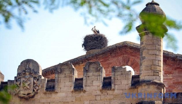 Мавританський палац під Одесою: відбудова з руїн