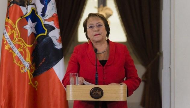 Новим Верховним комісаром ООН з прав людини стала екс-президент Чилі